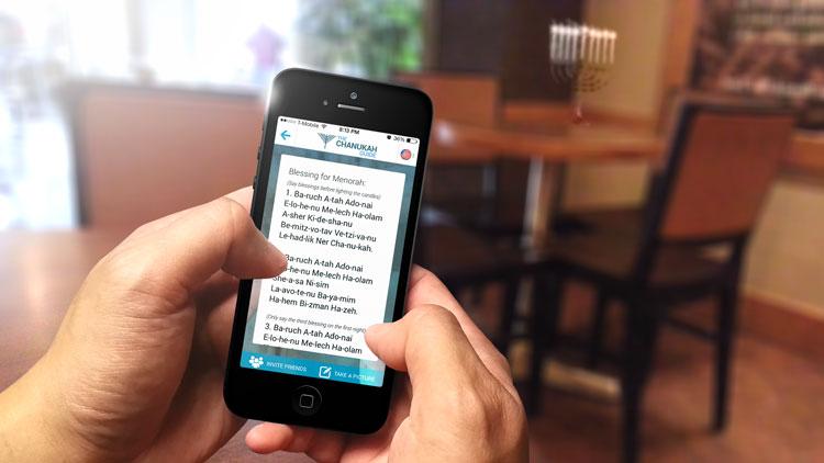 Chanukah App