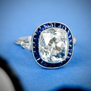 10849-diamond-and-sapphire-cushion-cut-halo-ring-artistic-2