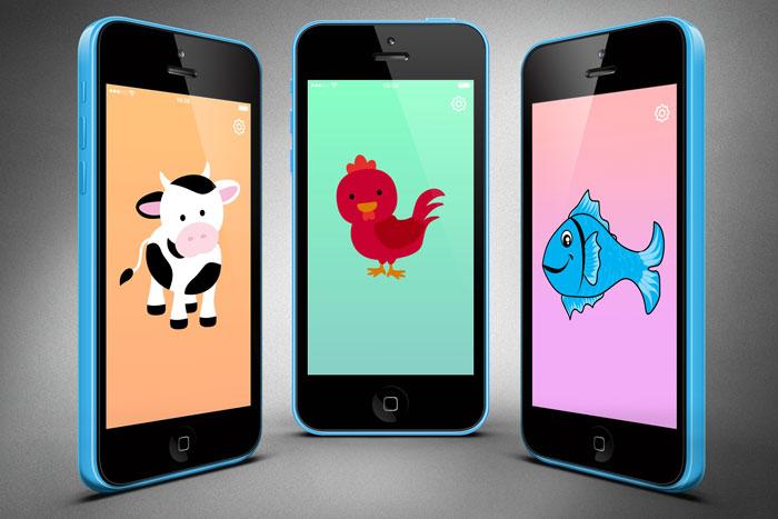 Baby Rattle IOS App