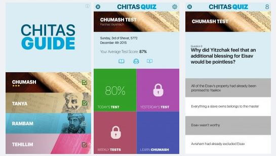 Chitas App Screenshots IOS