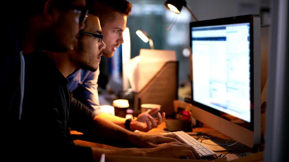 SEO Team Audit on Website